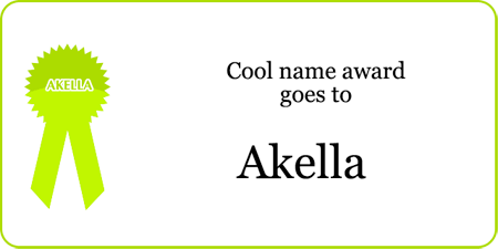 Akella has the cooles nickname