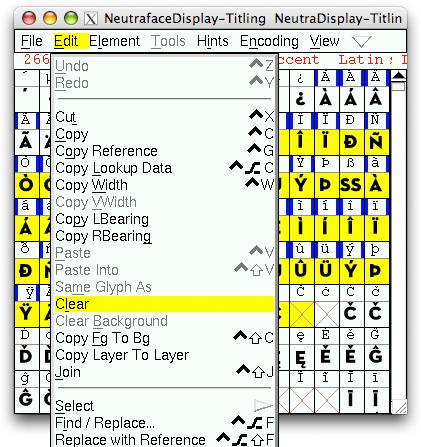 удалить лишние буквы