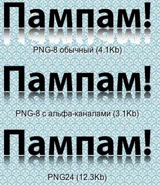 PNG картинки в Firefox